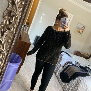 Sweater (Black&Gold)